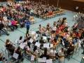 Schulkonzert im  Gymnasium Maria Königin mit Kindern und Jugendlichen aus dem Tranzit-Projekt Lennestadt 18.05.2019