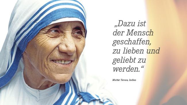 Wo Ist Mutter Teresa Geboren